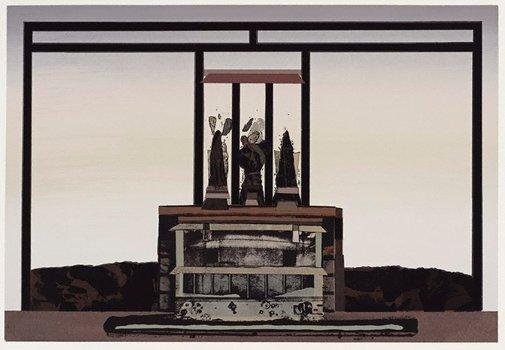 An image of Window by Jan Senbergs