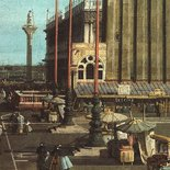 Alternate image of The Piazza San Marco, Venice by Canaletto