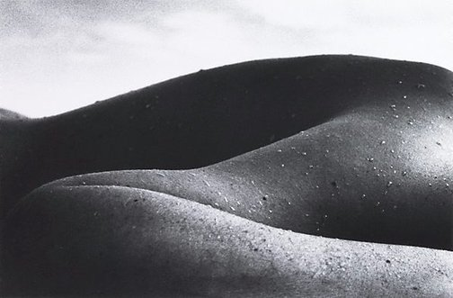 An image of Landscape nude I by David Moore