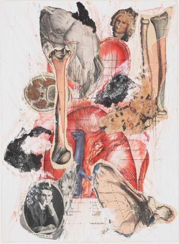 Life study III, (1985) by Arthur McIntyre