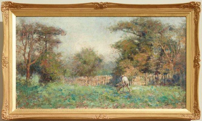 Alternate image of The gardener by Frederick McCubbin