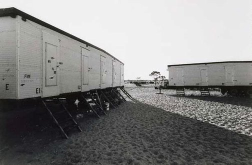 An image of G.I.S. Campsite, Cooper Basin by Philip Quirk