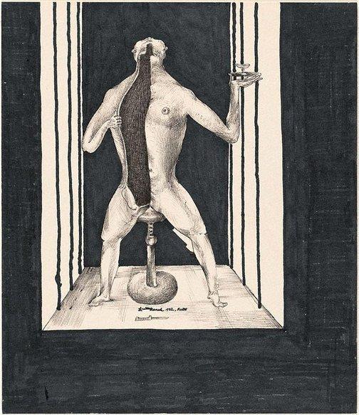 An image of (Untitled) by Dušan Marek