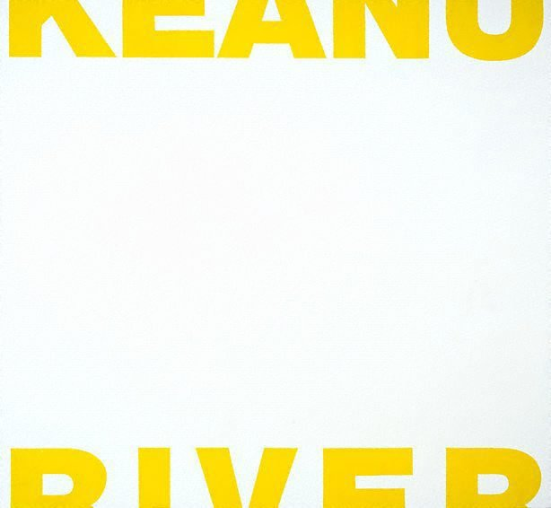 An image of Untitled (Keanu crying for River)