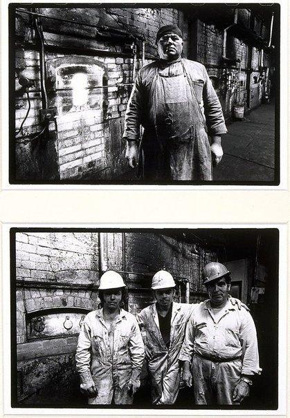 An image of Untitled (Double Portrait - Peter Czmil, etc) by Jon Rhodes