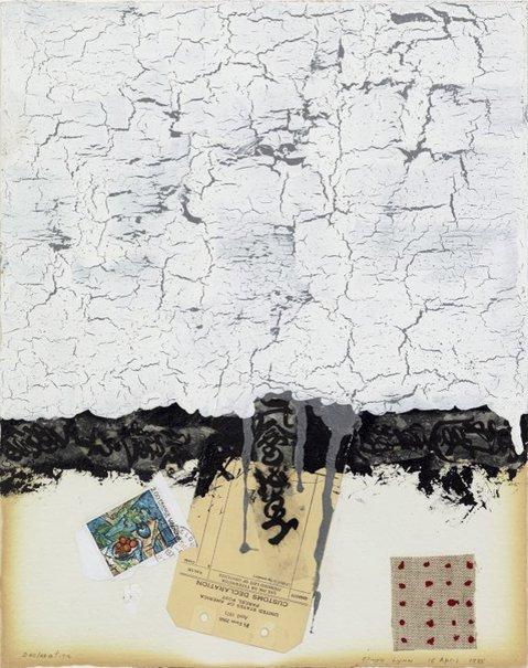 An image of Declaration by Elwyn Lynn
