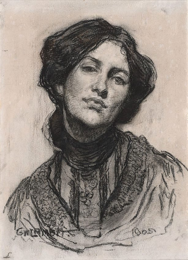 An image of Portrait of Thea Proctor