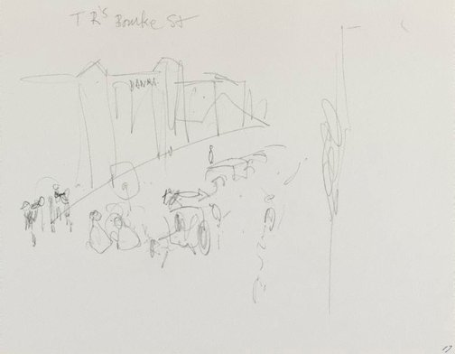 An image of T.R. Bourke St by Eric Thake