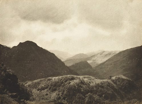 An image of From Shepherd's Crag, Derwent water by attrib. John Lathom
