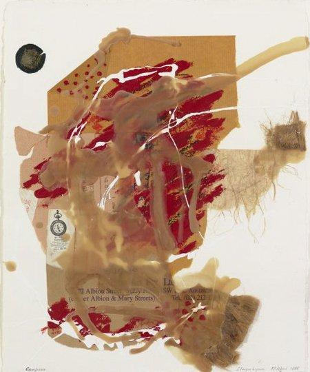 AGNSW collection Elwyn Lynn Compass (1988) 310.1988