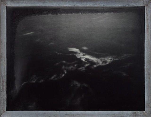 Untitled pinhole photograph (no. 46/1), (1989) by David Stephenson