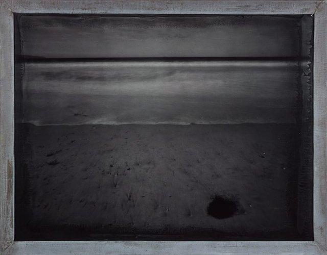 Untitled pinhole photograph (no. 49/3), (1989) by David Stephenson