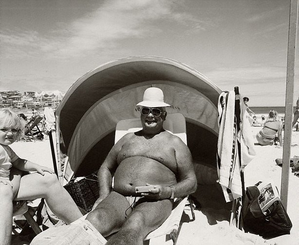 An image of Retired beach inspector