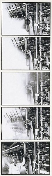 An image of Untitled (Vertical steam sequence) by Jon Rhodes