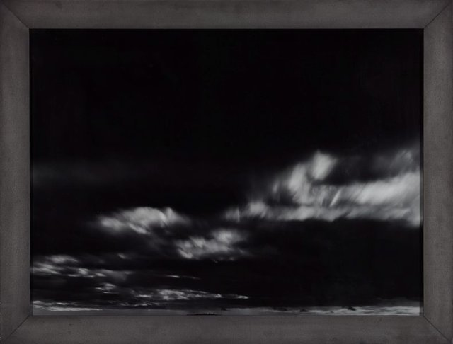 Untitled cloud photograph (no. 707), (1990) by David Stephenson