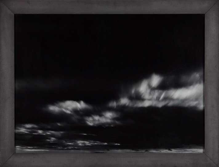 AGNSW collection David Stephenson Untitled cloud photograph (no. 707) (1990) 312.2013