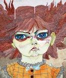 Alternate image of girl #8 by Del Kathryn Barton