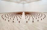 Alternate image of Field for the Art Gallery of New South Wales by Sir Antony Gormley