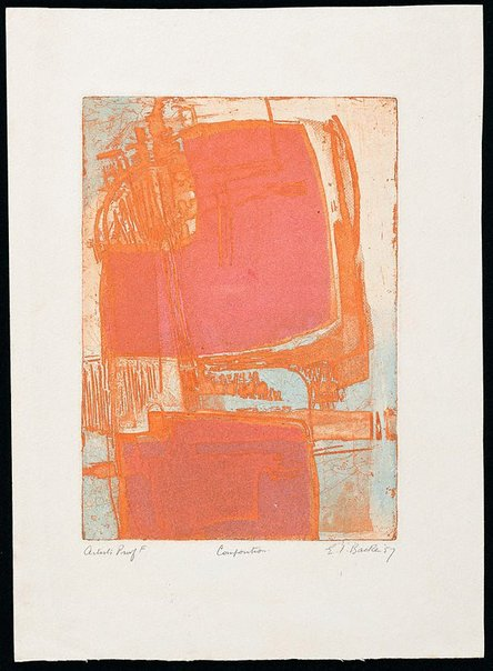 An image of Composition by Earle Backen