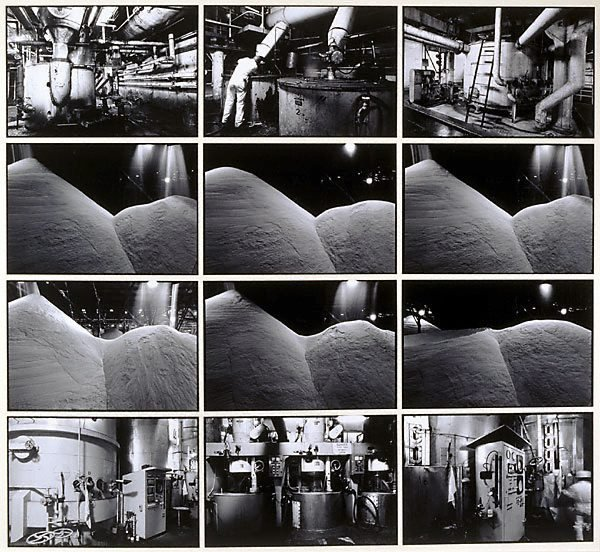 An image of Untitled (Larger sugar and machines)