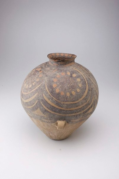 An image of Storage jar by