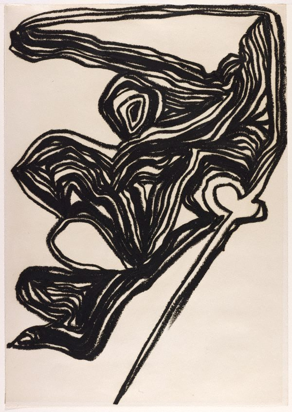 An image of Untitled head study IX