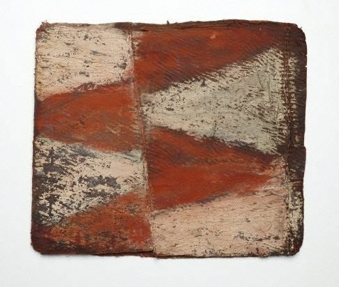 An image of Bark wallet (used to carry pearlshell) by