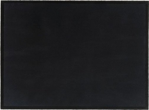 An image of Untitled (Black watercolour) by Bob Law