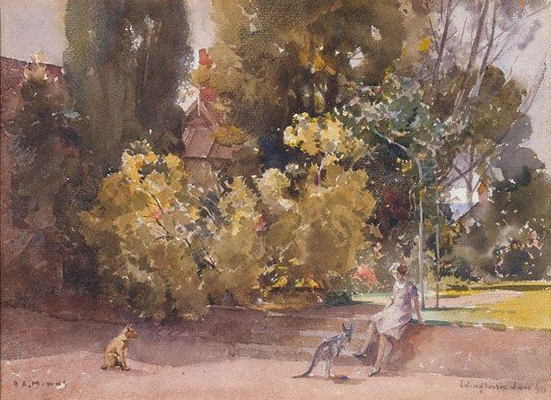 An image of The homestead garden