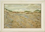 Alternate image of Blue grass sandhills, Western Australia by Hal Missingham