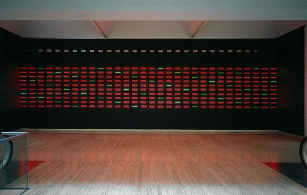 AGNSW collection Tatsuo Miyajima Region no 126701 - 127000 (1991) 32.1995