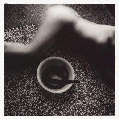 An image of from the Eel series, Rome by Francesca Woodman