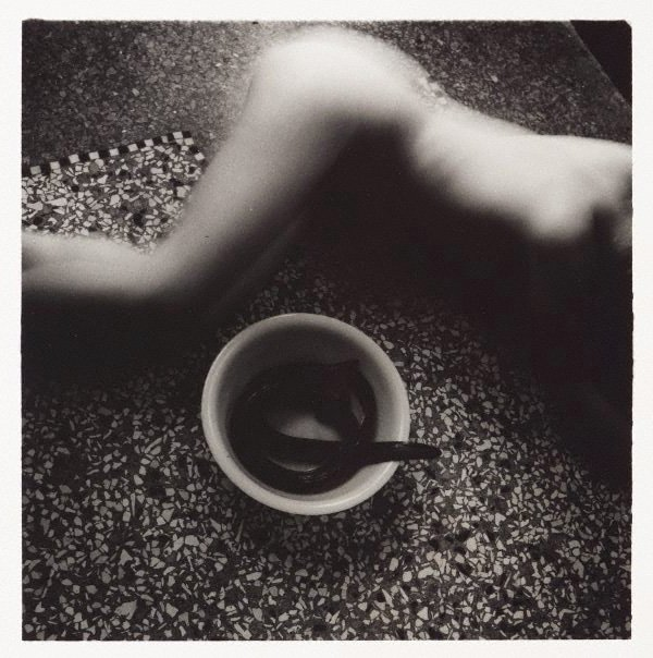 from the Eel series, Rome, (1977-1978) by Francesca Woodman