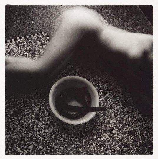 AGNSW collection Francesca Woodman from the Eel series, Rome (1977-1978) 32.2005
