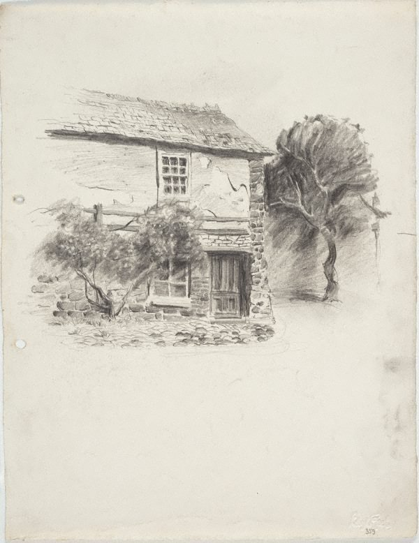 An image of Cornish house