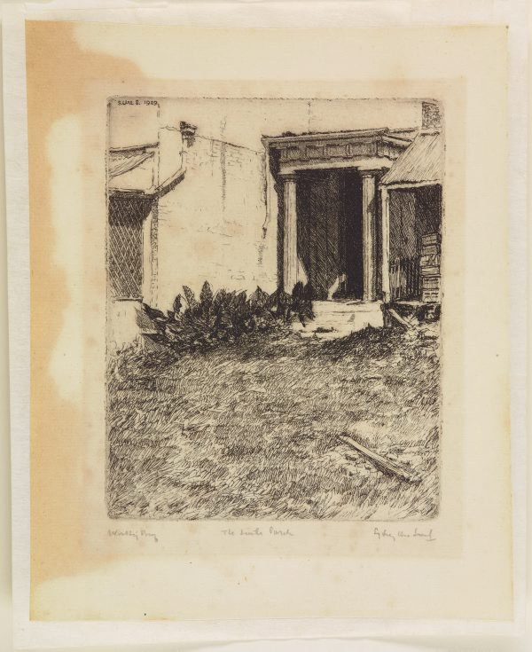 An image of The little porch, Campbelltown