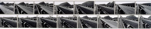 An image of Port Waratah, Newcastle, N.S.W. (Conveyor belt system at Port Waratah) by Jon Rhodes