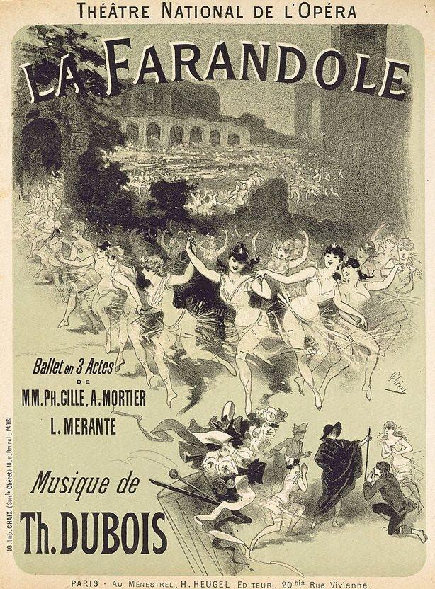 An image of La Farandole