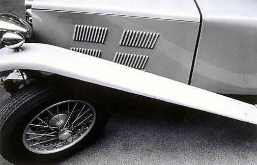 An image of Car detail, Paris by David Moore