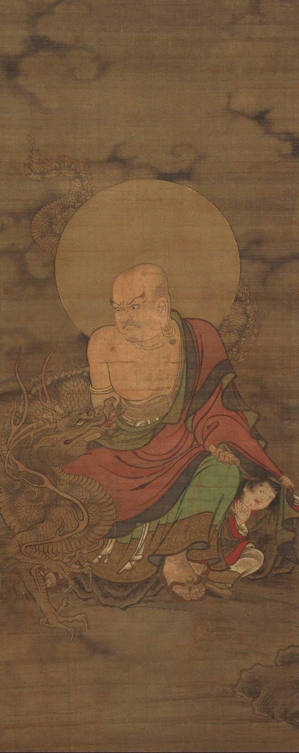 An image of The tenth rakan