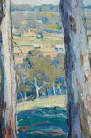Alternate image of Through the gum trees, Toongabbie by Hilda Rix Nicholas