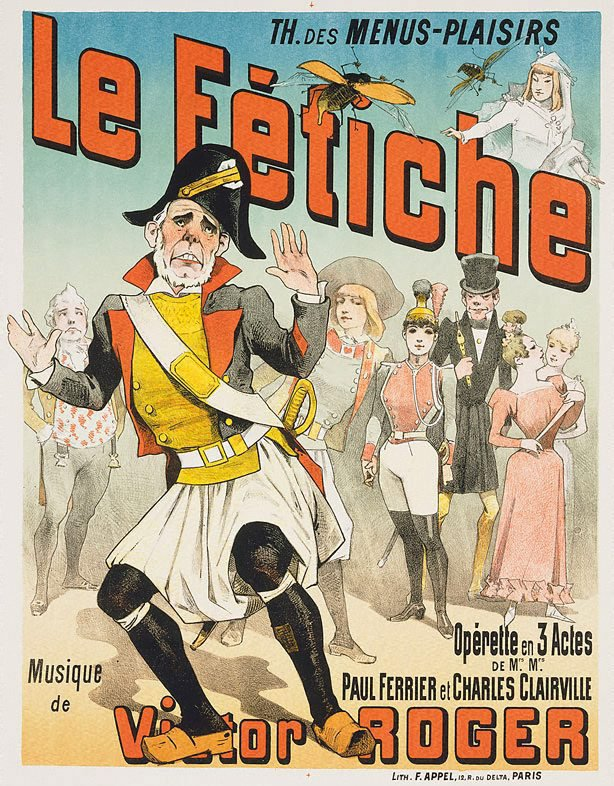 An image of Le Fétiche