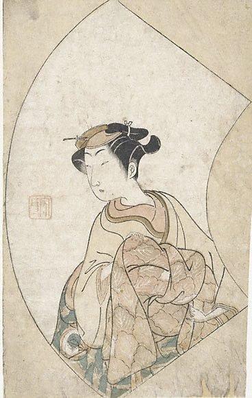 An image of Onoe Matsusuke I by Ippitsusai Bunchô