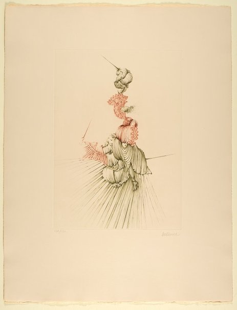 An image of Untitled by Hans Bellmer