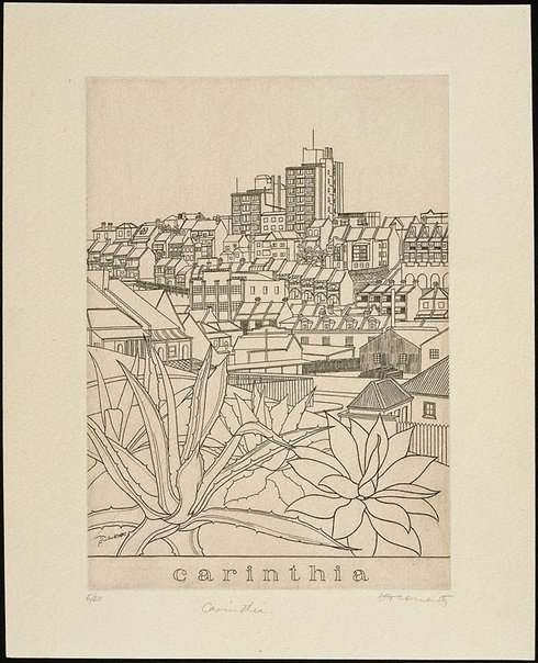 An image of Carinthia by Fred Coventry