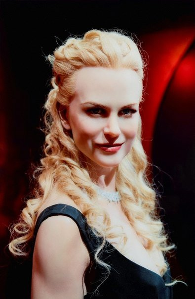 An image of Nicole Kidman 2007 by Anne Zahalka