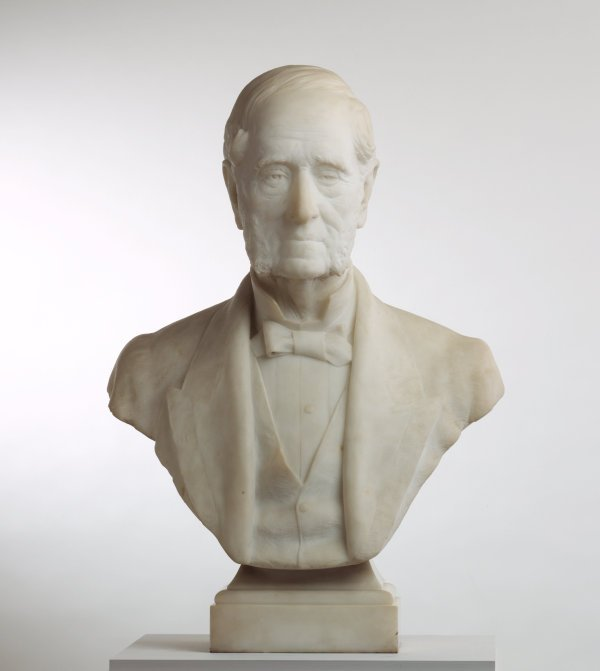 An image of Sir Alfred Stephen