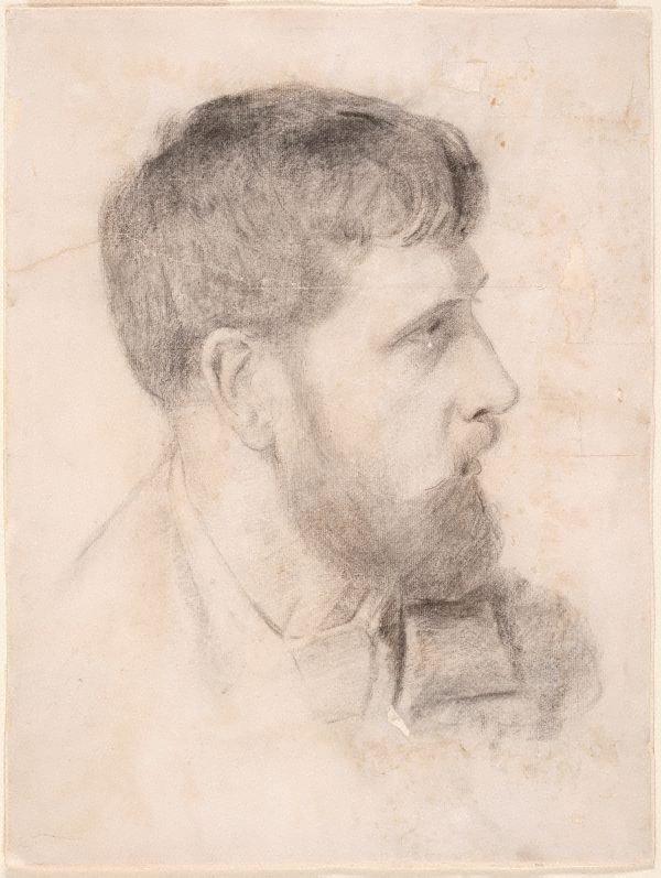 An image of Arthur Streeton (Smike)