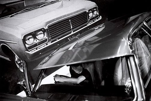 An image of Sydney Motor Show by John F Williams