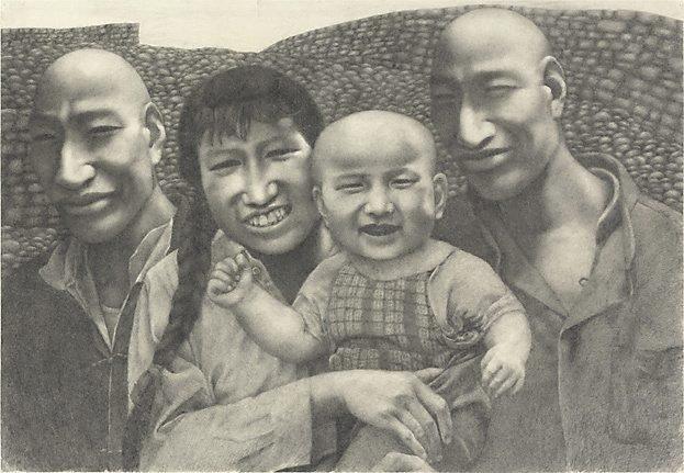 An image of Pencil drawing No. 2